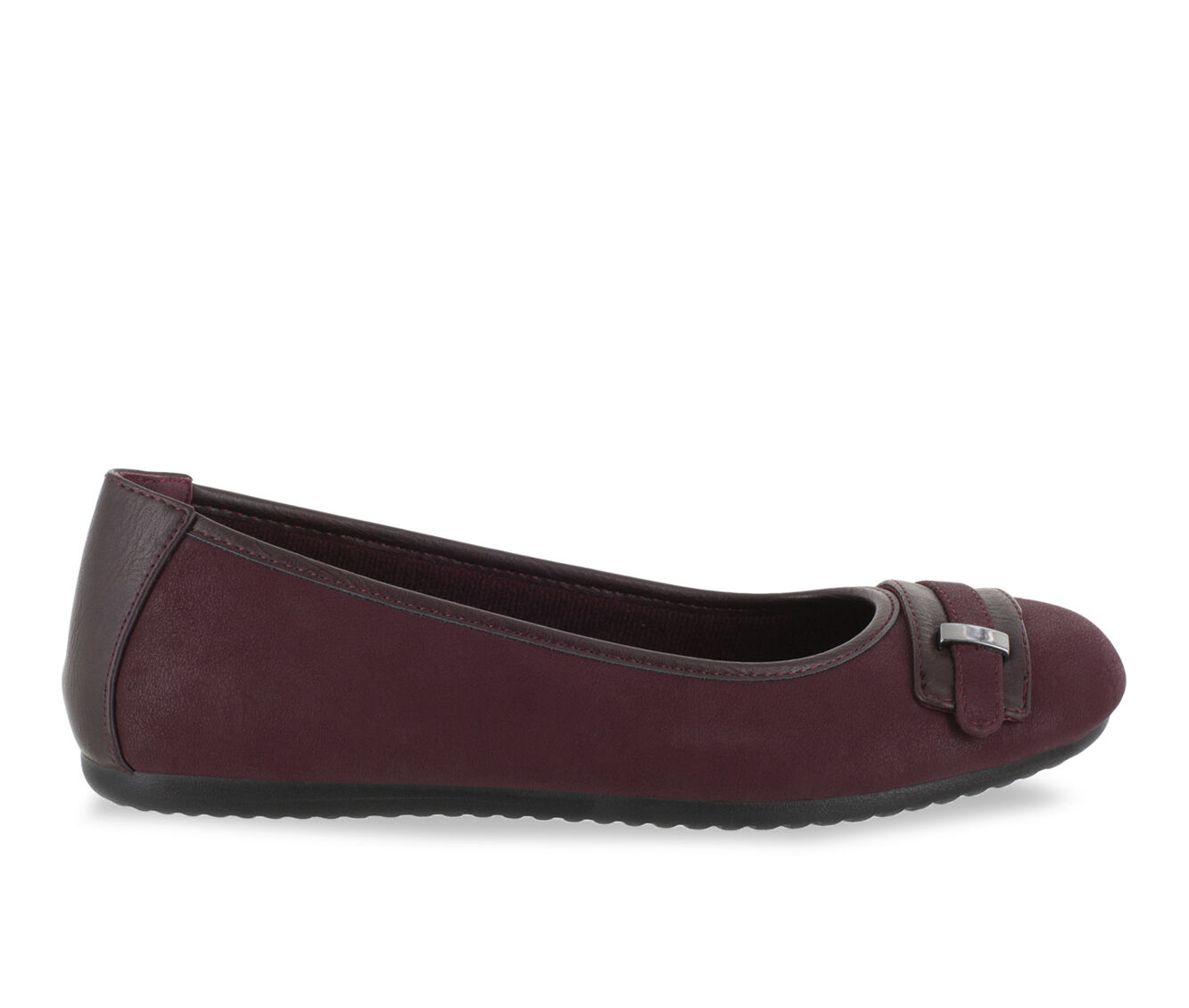 Women's Easy Street Angie Shoes Burgundy