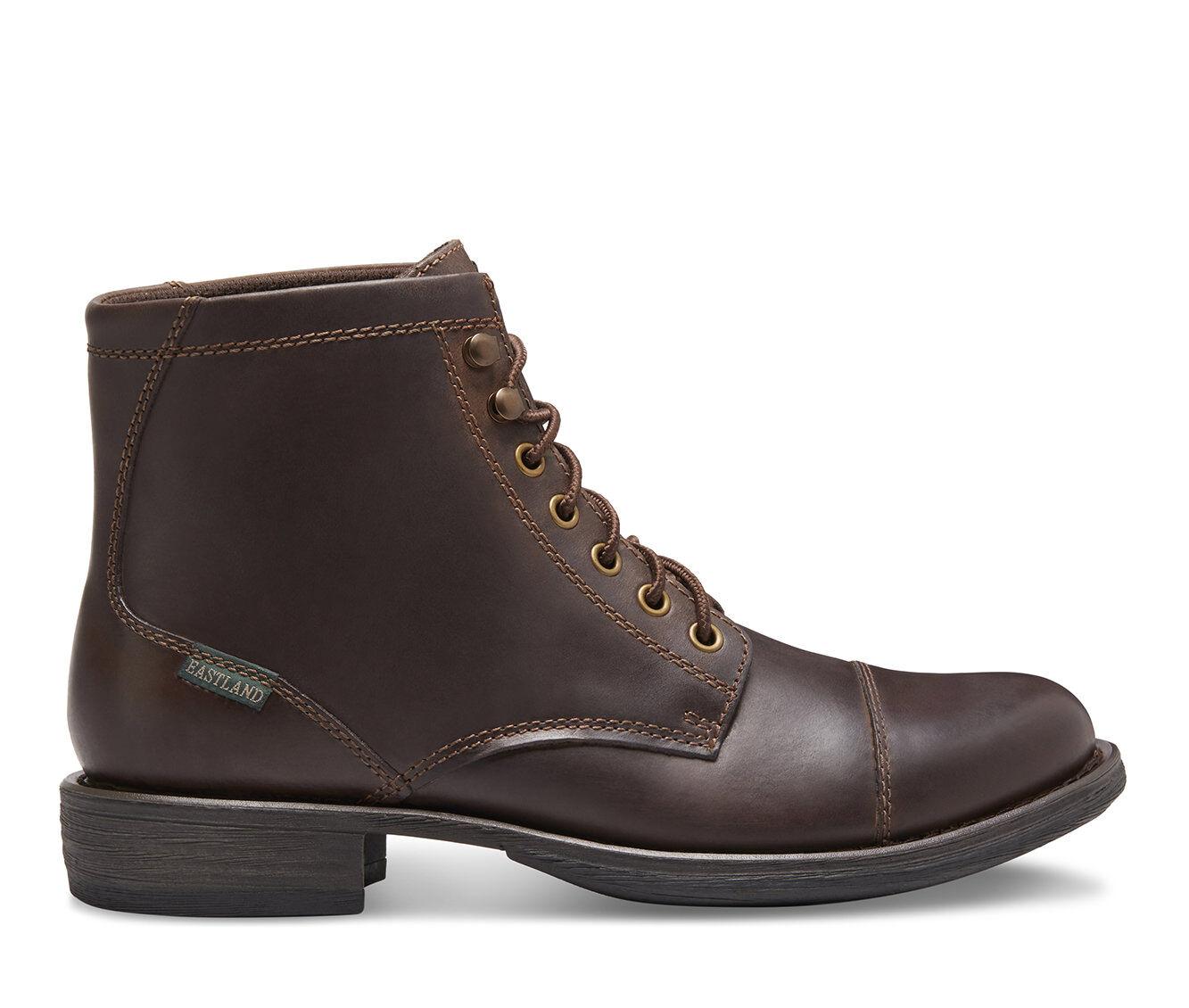 Men's Eastland High Fidelity Boots Dark Brown