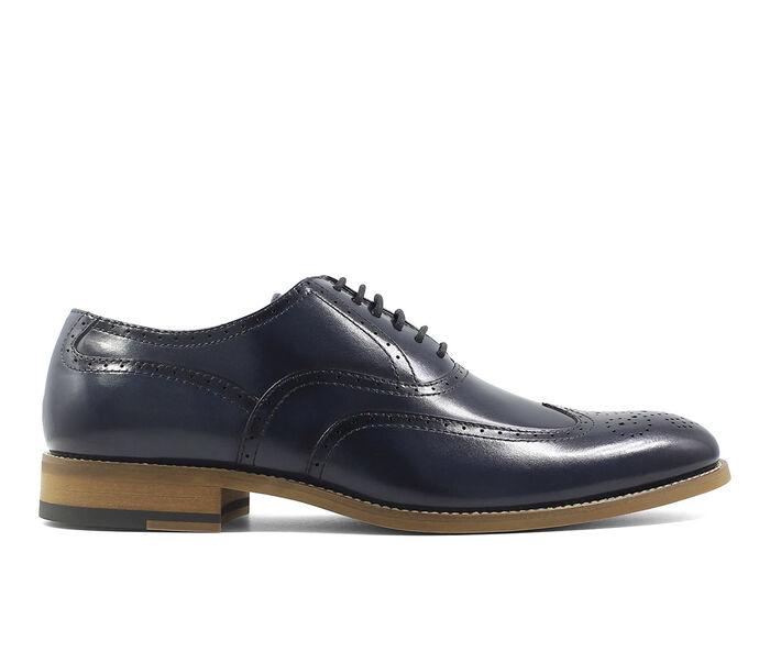 Men's Stacy Adams Dunbar Wingtip Wing Tip Dress Shoes