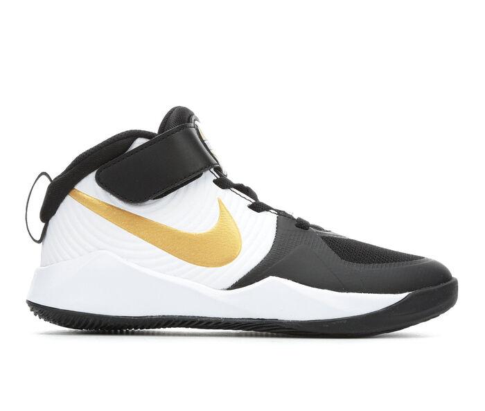 Boys' Nike Little Kid Team Hustle D9 Basketball Shoes