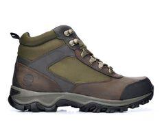 Men's Timberland Keele Ridge Mid Hiking Boots