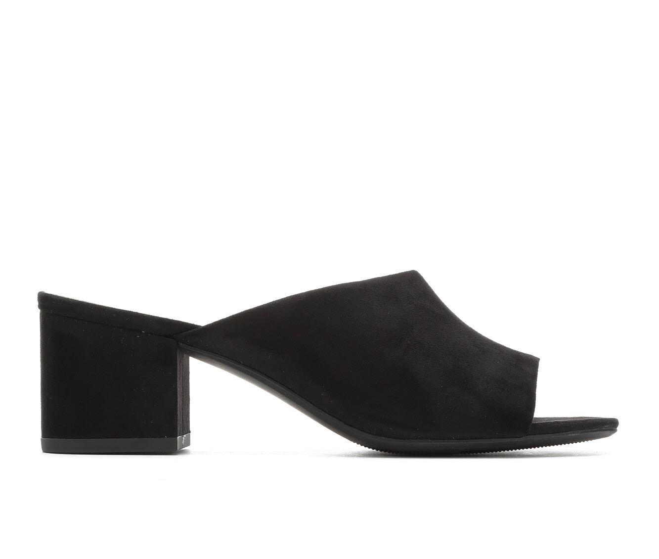 Special Deals Women's Anne Klein Sport Babs Dress Sandals Black