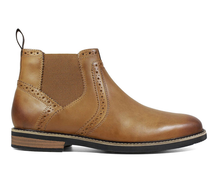 Men's Nunn Bush Otis Plain Toe Chelsea Boots
