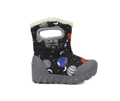 Boys' Bogs Footwear Toddler & Little Kid B Moc Space Rain Boots