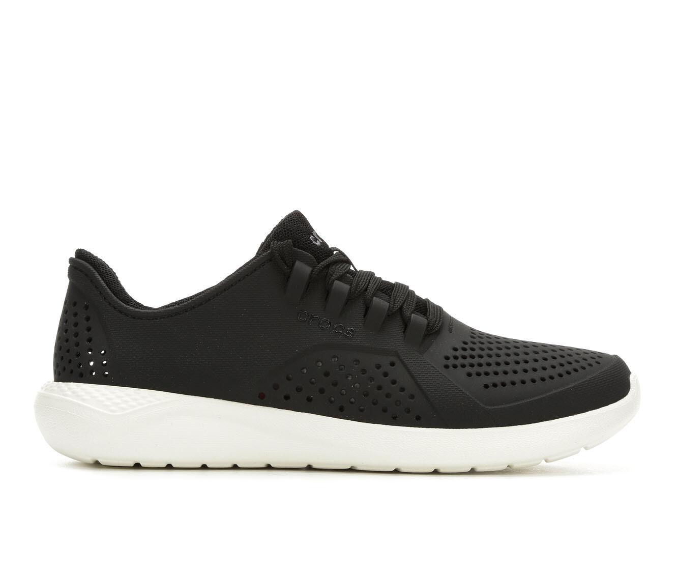 Women's Crocs LiteRide Pacer Black