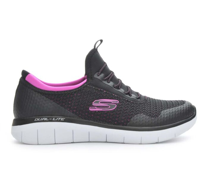 Women's Skechers Mirror Image 12386 Slip-On Sneakers