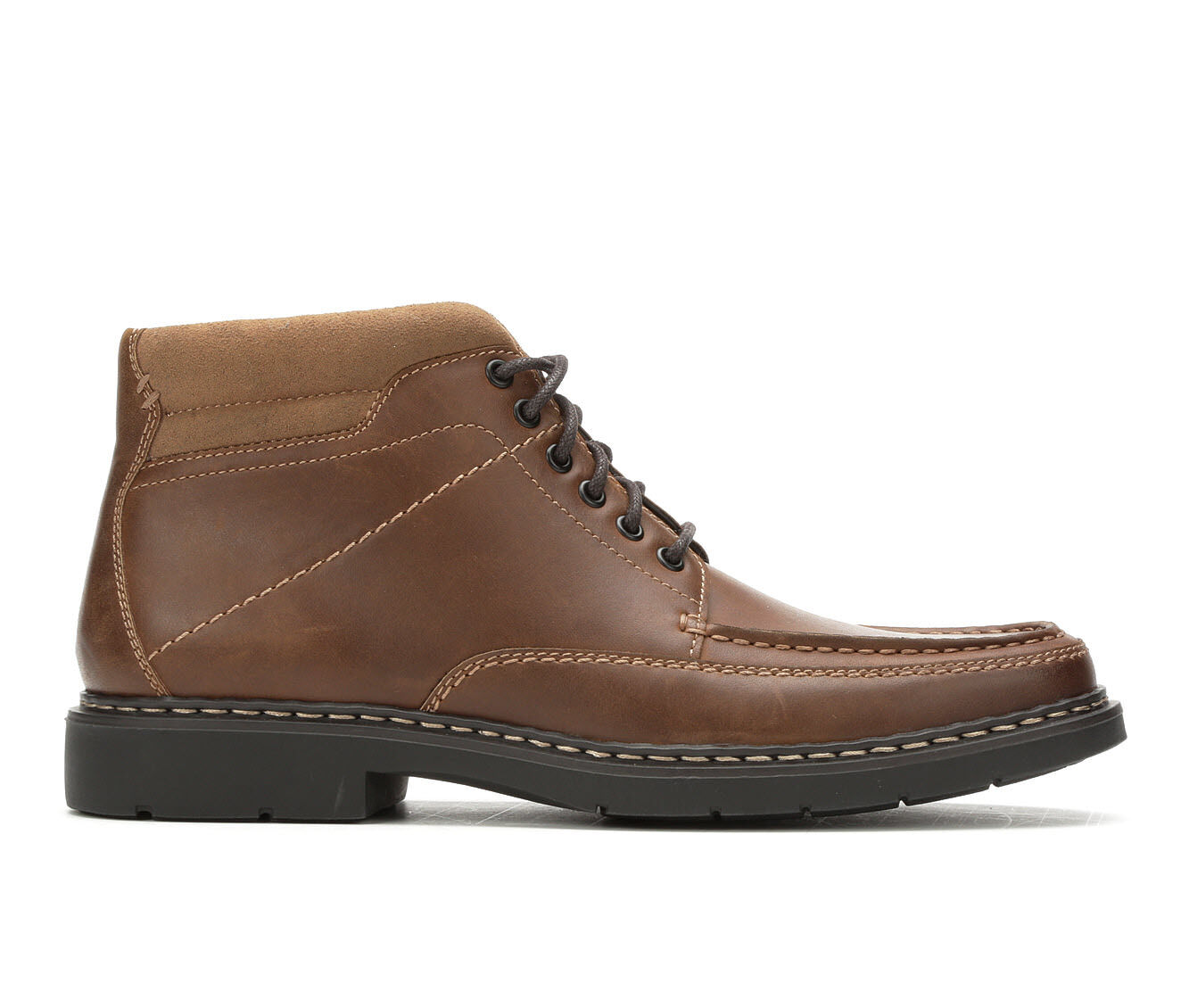 Men's Dockers Landers Boots Dark Tan