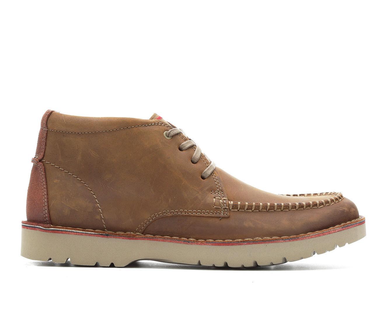 Men's Clarks Vargo Apron Boots