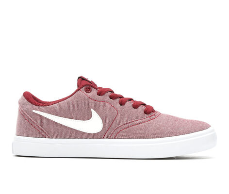 Women's Nike Solar Check Canvas Prem Skate Shoes