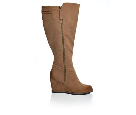 Women's Nicole Evlyn Wide Calf Boots