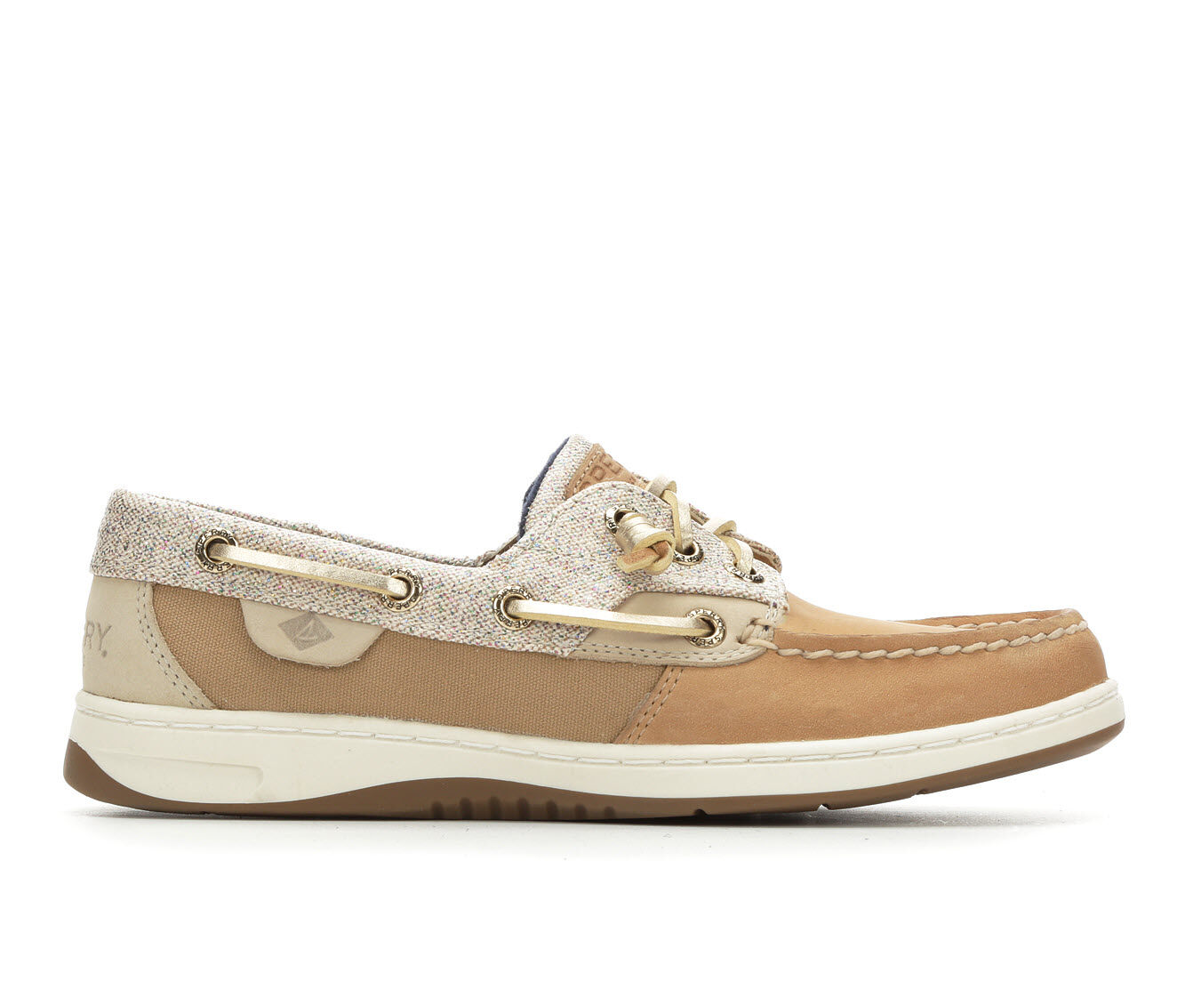 purchase cheap Women's Sperry Rosefish Sparkle Boat Shoes Linen/Oat