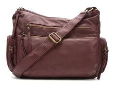 Bueno Of California Multi Zip Pocket Crossbody