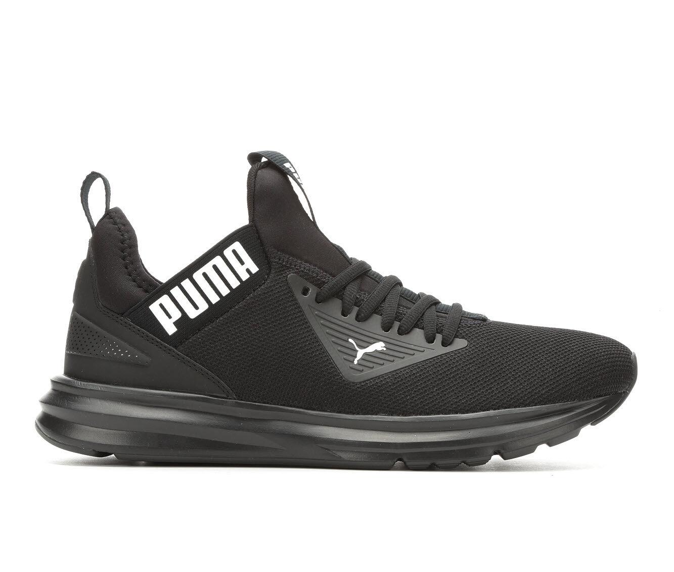 Men's Puma Enzo Beta Sneakers Blk/Wht