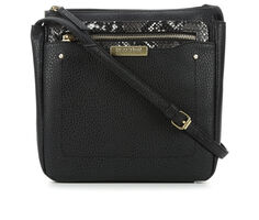 Kenneth Cole Reaction Python Trim Crossbody Handbag