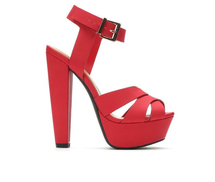 Women's Delicious Sedona Platform Heels