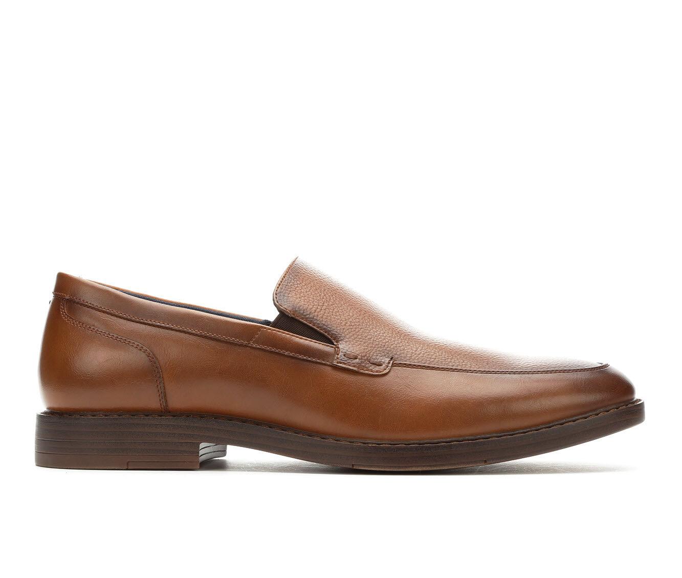 Men's Freeman Tanner Dress Shoes Tan