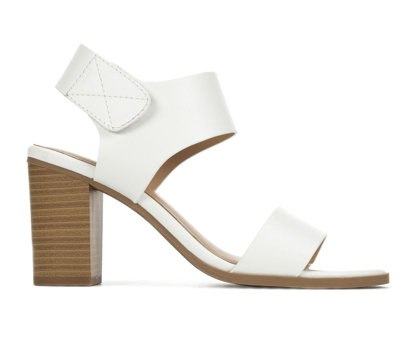 Sales Quality Assurance Women's Soda Wait Dress Sandals White