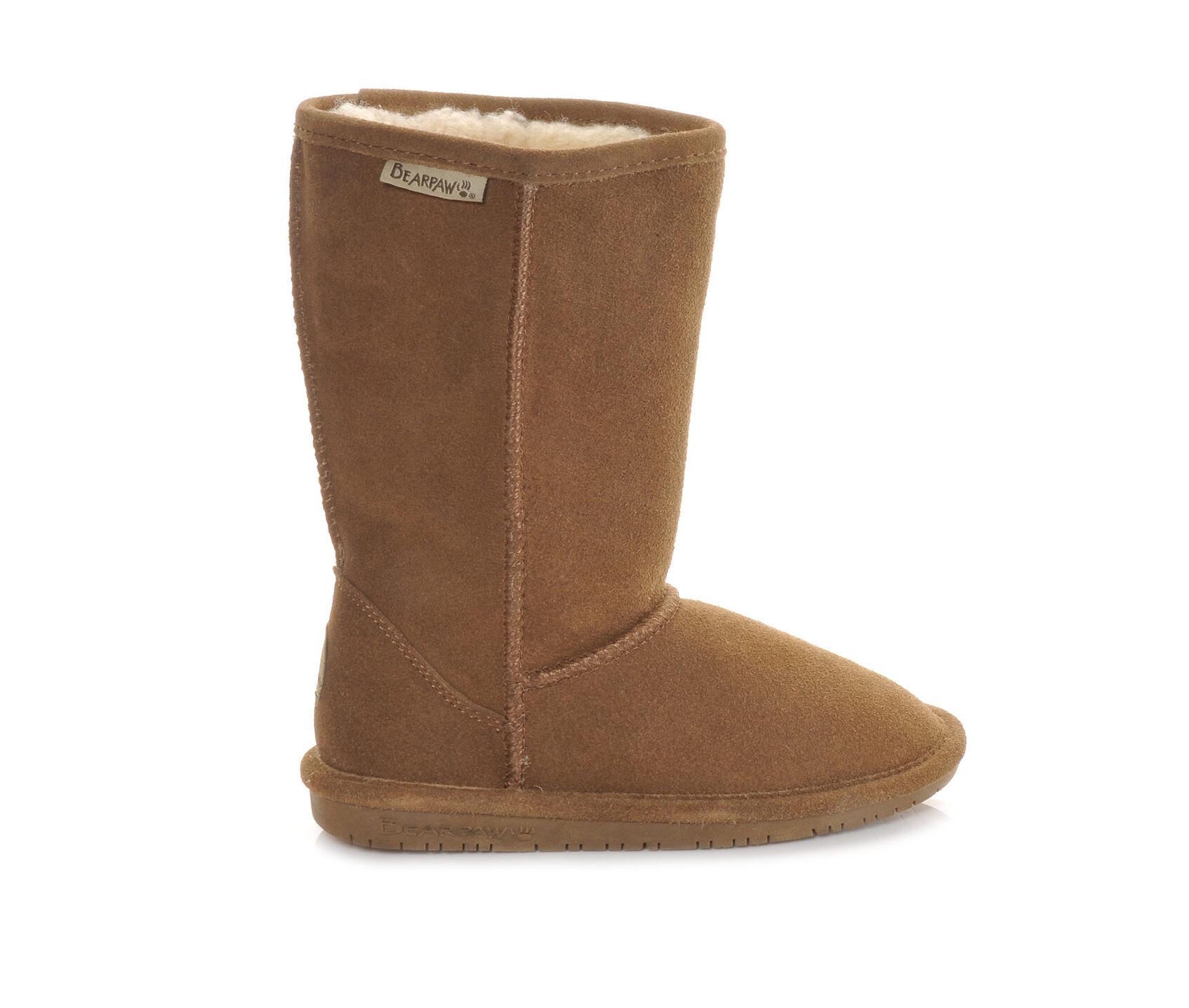3bdcaf907a26f Girls  Bearpaw Little Kid   Big Kid Emma Tall Boots