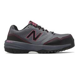 Women's New Balance Composite Toe 589 Slip Resistant Shoes