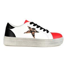 Women's Journee Collection Adair Platform Sneakers