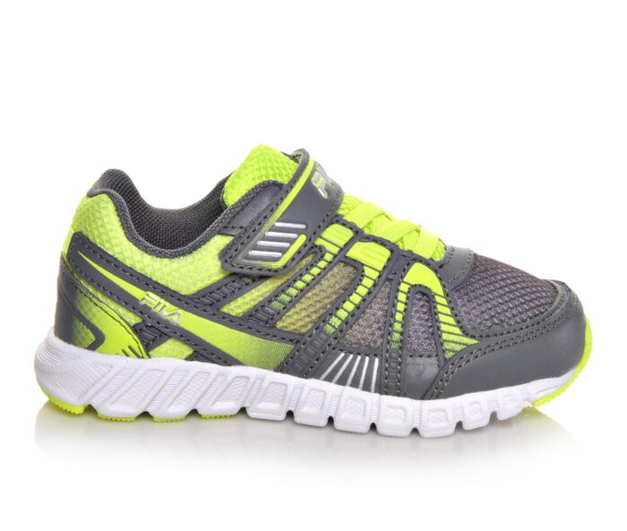 Boys' Fila Infant Volcanic Runner 5 Boys Athletic Shoes
