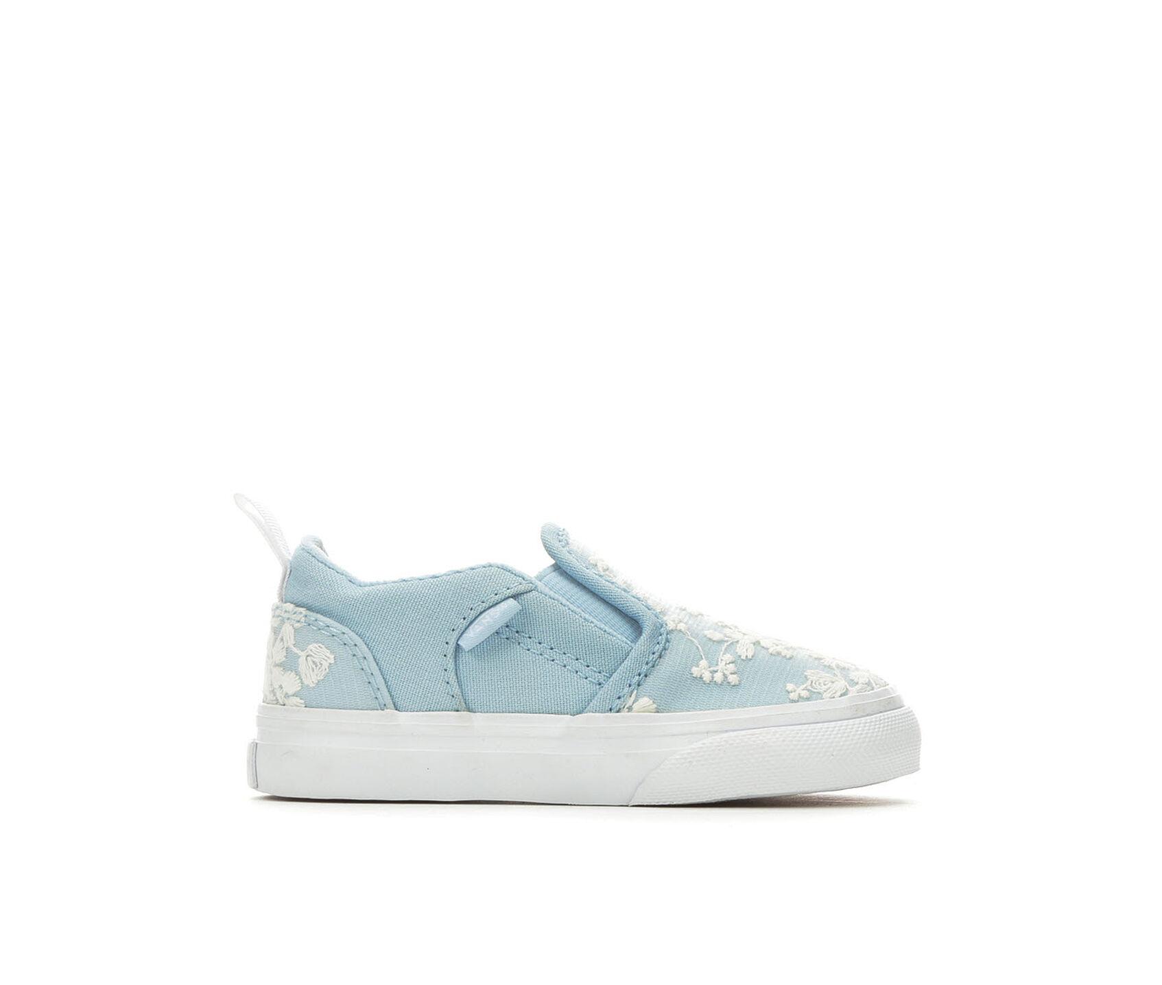 f473e064e5 Kids  Vans Infant   Toddler Asher V Slip-On Skate Shoes