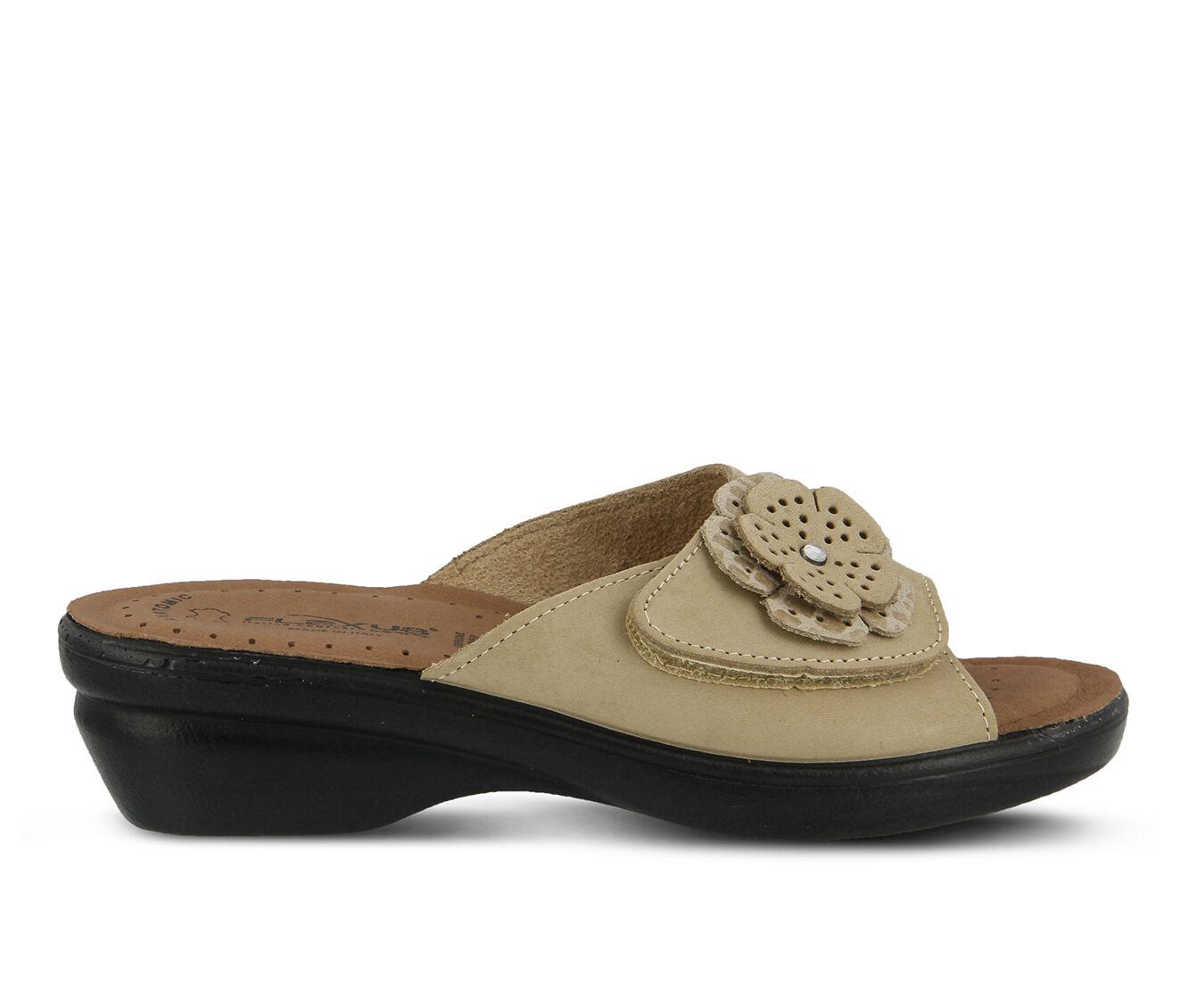 Women's FLEXUS Fabia Sandals Beige