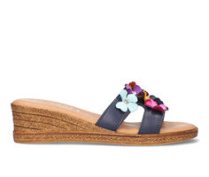 Women's TUSCANY BY EASY STREET Lilla Espadrille Wedges