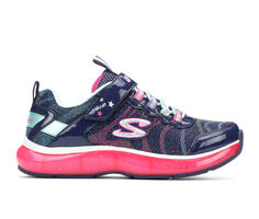 Girls' Skechers Little Kid Light Sparks Light-Up Sneakers
