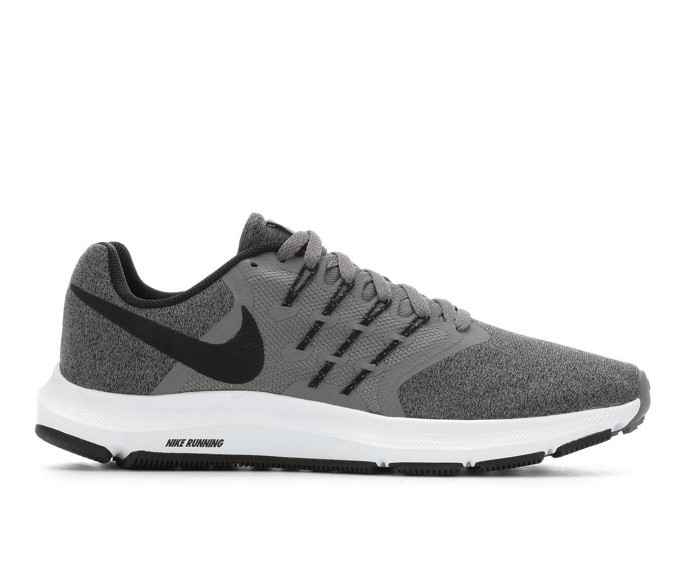 Women's Nike Run Swift Running Shoes Smoke/Blk/Wht