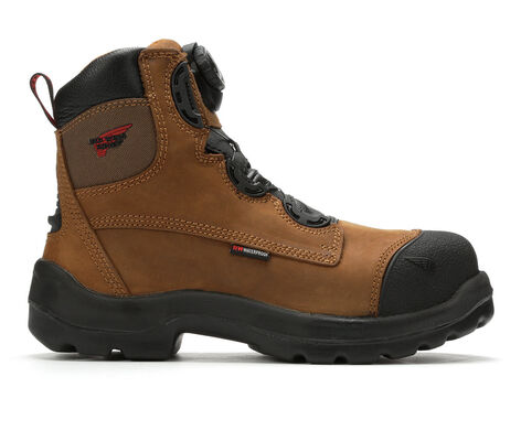 Men's Red Wing Boa 3267 Waterproof 6 Inch Steel Toe Work Boots