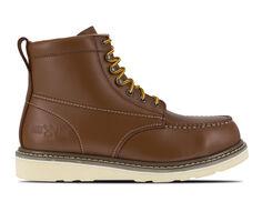 Men's Iron Age Reinforcer Steel Toe Work Boots