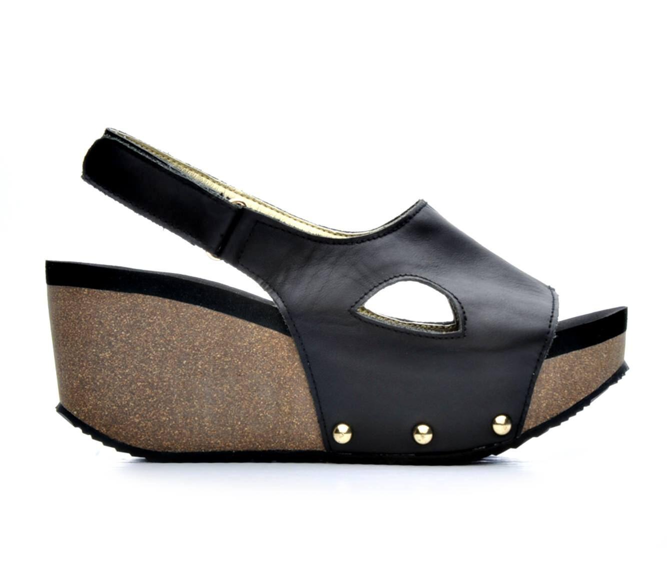 Women's Volatile Sahar Platform Sandals Black