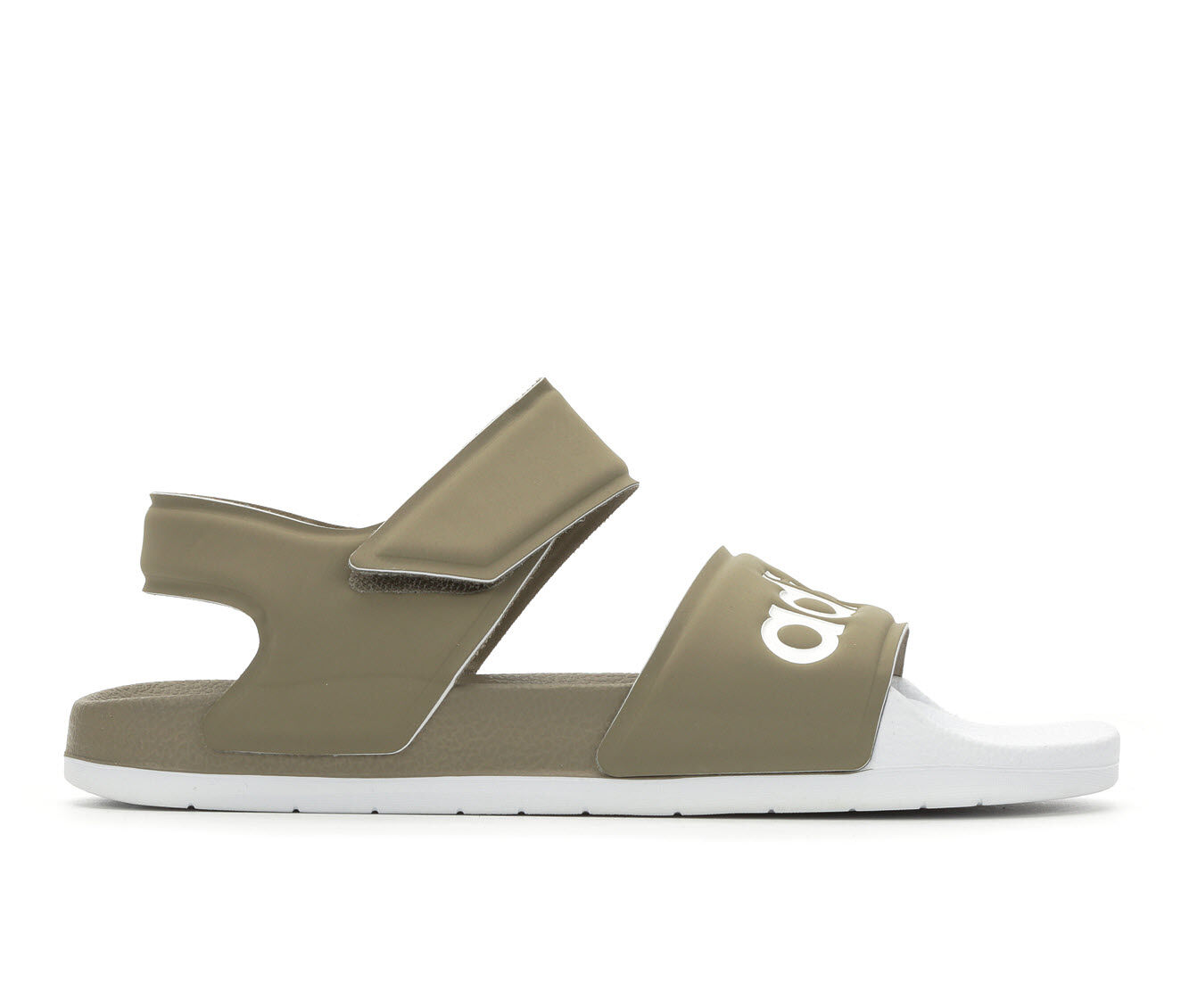 Women's Adidas Adilette Sport Sandals Trace Cargo/Wh