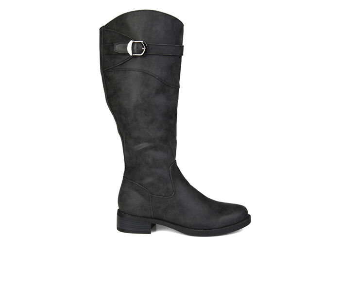 Women's Journee Collection Brooklyn Extra Wide Calf Knee High Boots