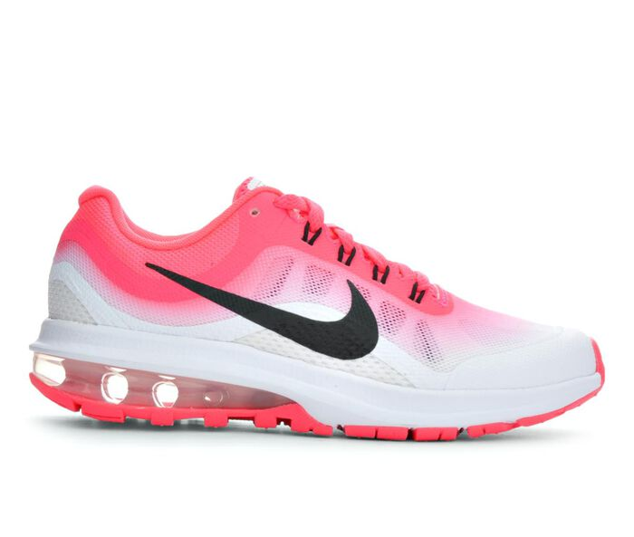 Girls' Nike Air Max Dynasty 2 3.5-7 Running Shoes