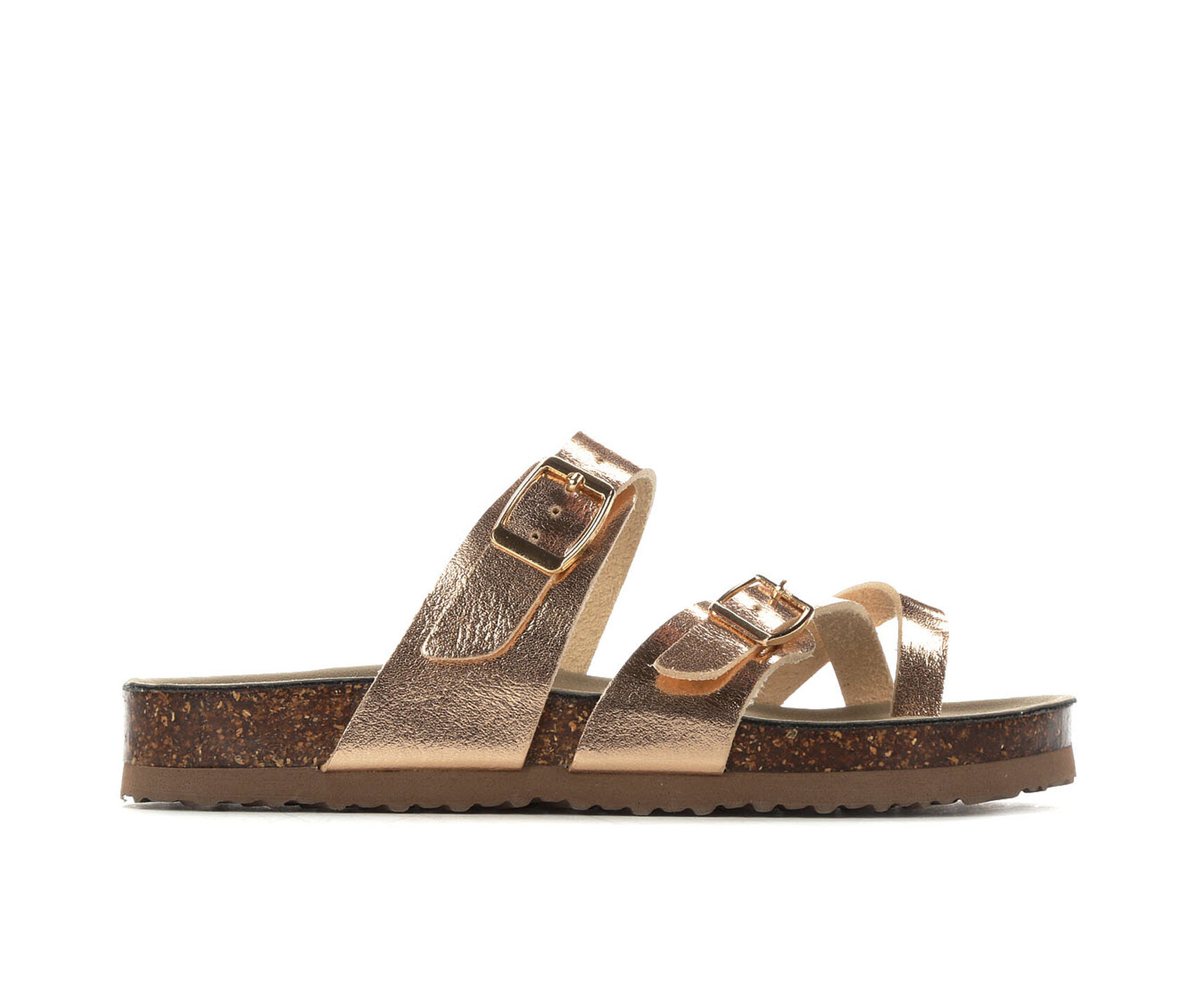 774d27319b1 Girls' Madden Girl Little Kid & Big Kid JBryceee Strappy Footbed Sandals