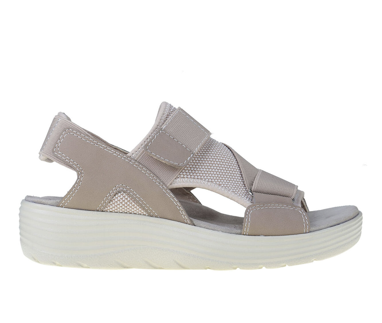 Women's Earth Origins Willow Genevieve Sandals Dusty Coral