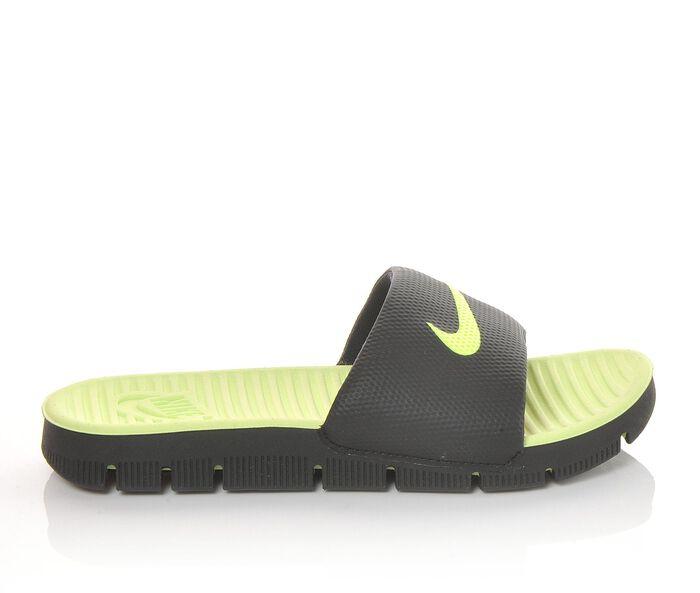 Kids' Nike Benassi Flex Motion Sport Slides