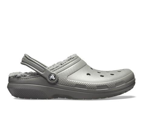 Adults' Crocs Classic Lined Clog