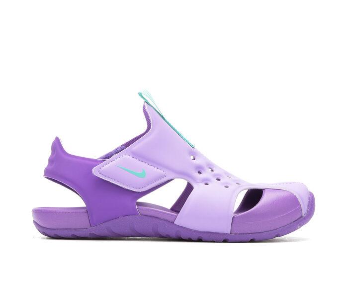 Girls' Nike Little Kid & Big Kid Sunray Protect 2 Water Shoes