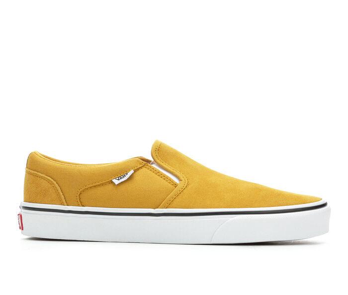 Men's Vans Asher Slip-On Skate Shoes