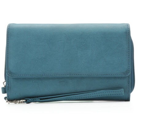 Mundi/Westport Corp. Big Fat Wallet Rugged Wristlet