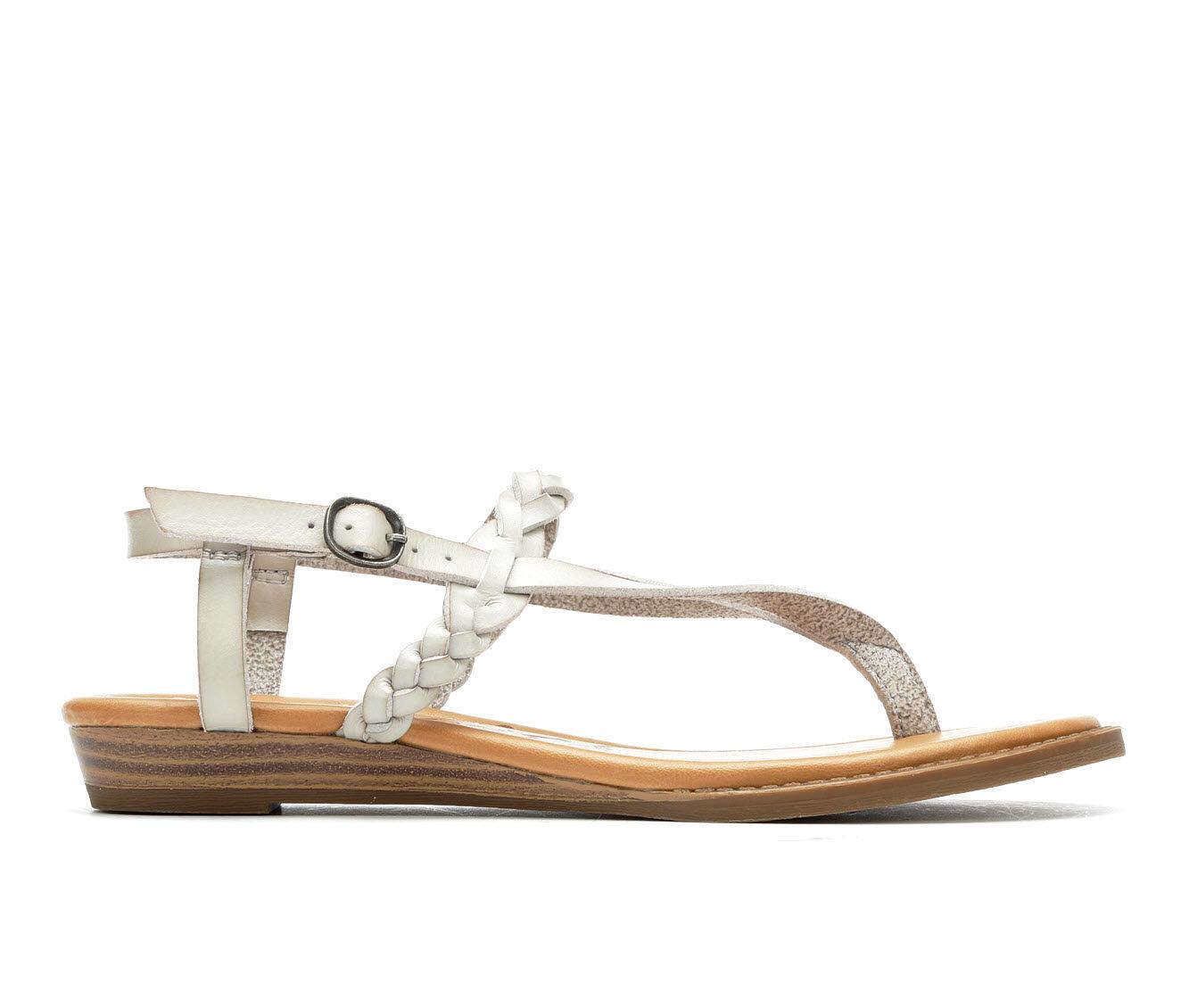 purchase new arrivals Women's Blowfish Malibu Berg-B Sandals Stone Grey
