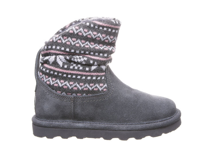 Girls' Bearpaw Little Kid & Big Kid Virginia Boots