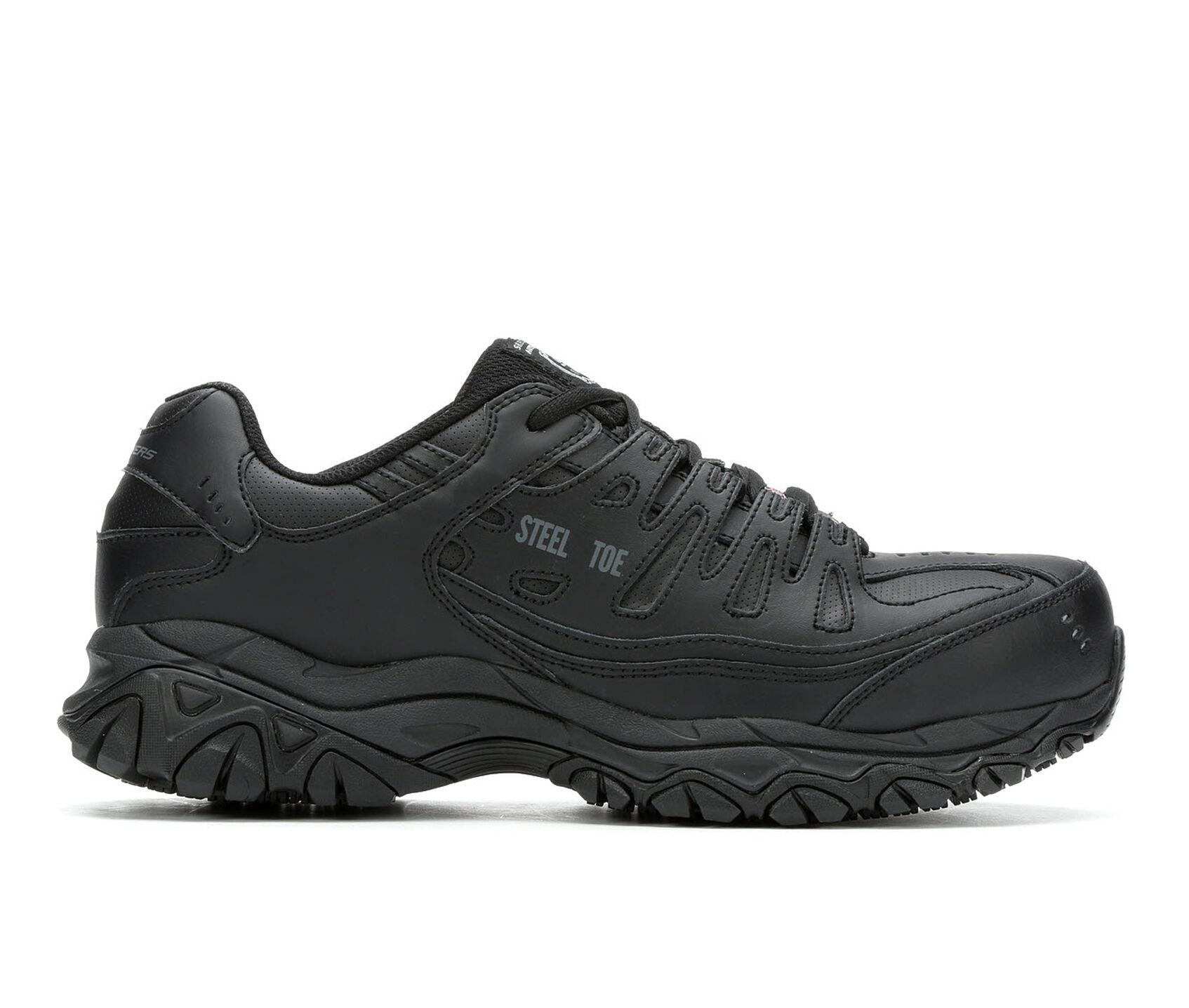 088485a99270b ... Skechers Work Keymar Steel Toe Waterproof 77517 Work Shoes. Previous