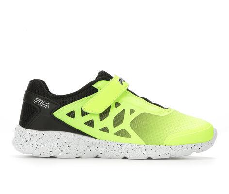 Boys' Fila Faction 3 Strap 10.5-7 Running Shoes