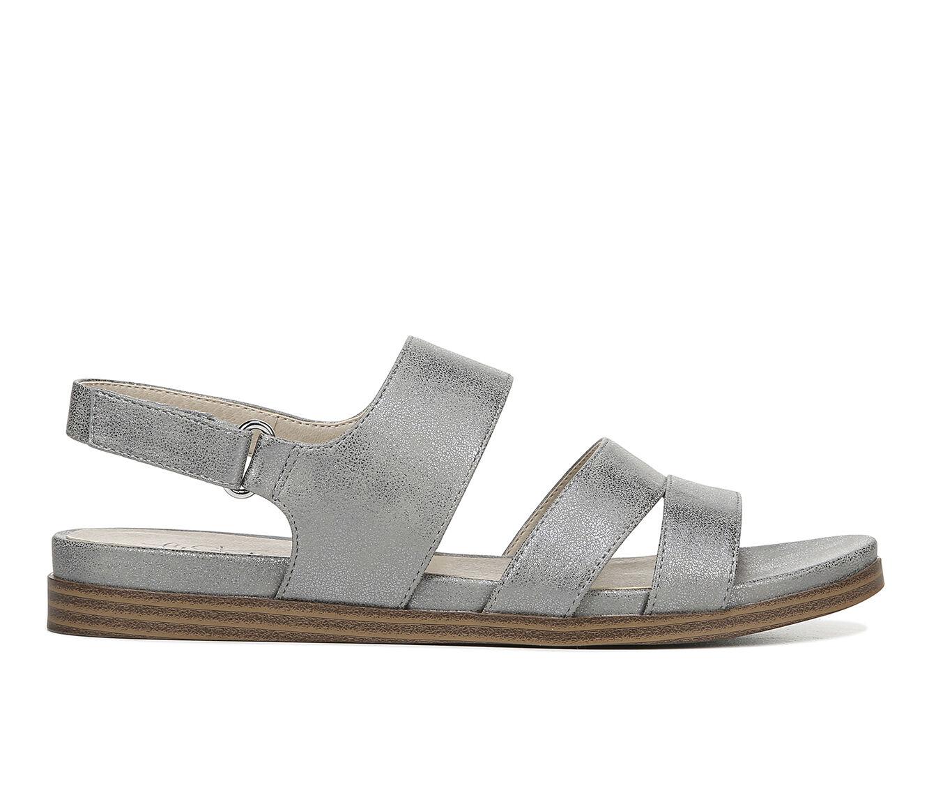 Women's LifeStride Ashley Flatform Sandals Light Grey
