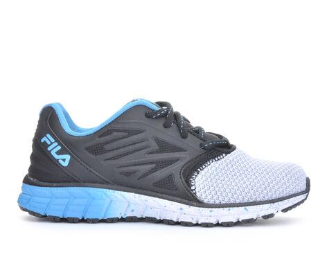 Boys' Fila Broadwave 10.5-7 Running Shoes