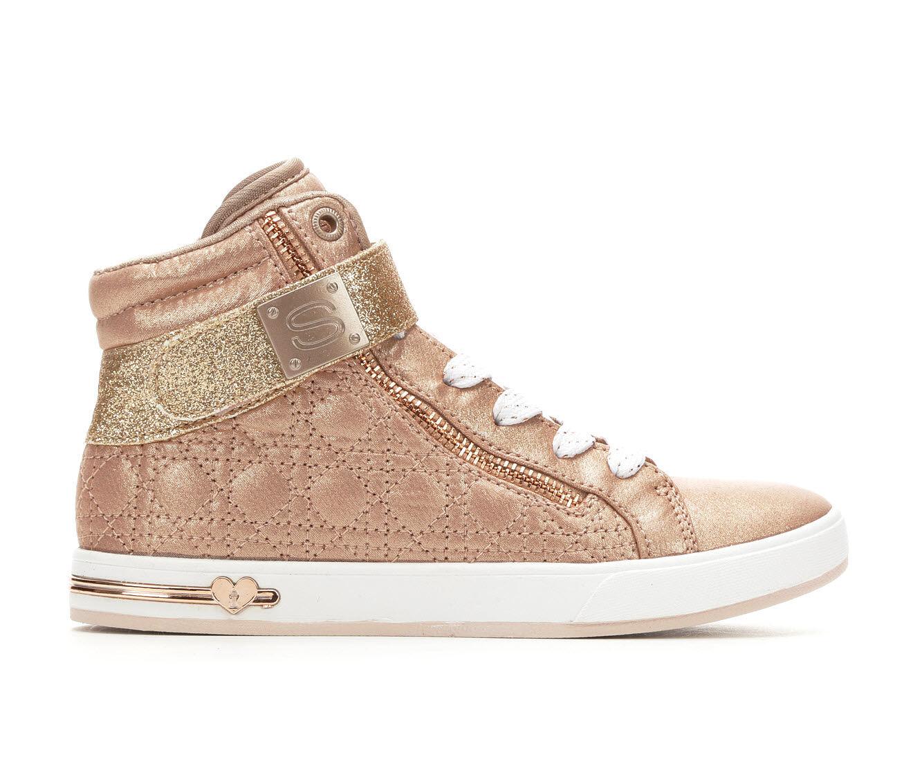 Girls' Skechers Little Kid & Big Kid Shoutouts High Top Sneakers